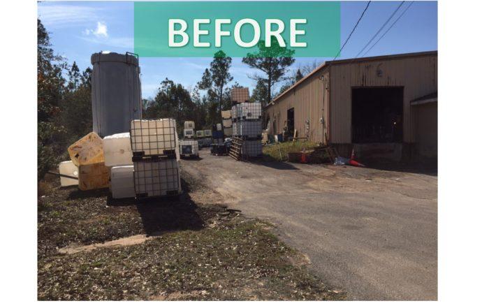 warehouse for lease alabama