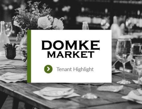 Tenant Highlight: Domke Market