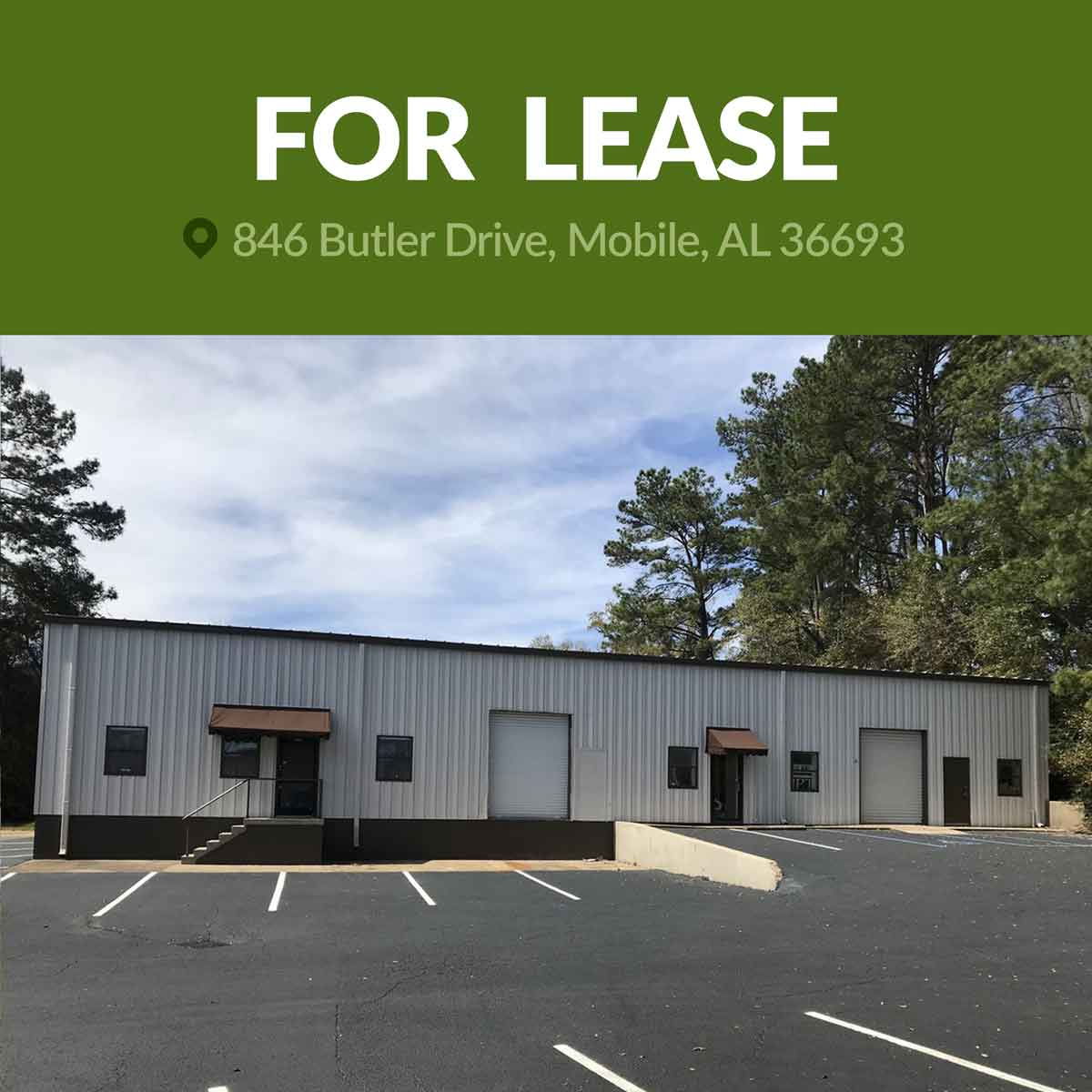 846 Butler Drive, Mobile, Alabama 36693