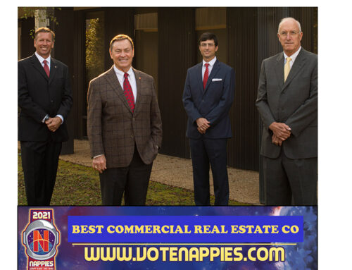 2021 Nappies awards for Best Commercial Real Estate Company