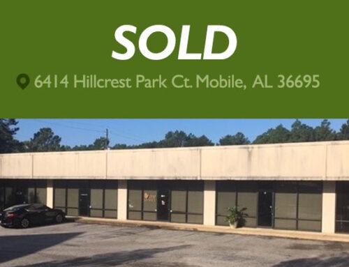 Just Sold: 6414 Hillcrest Park Ct, Mobile AL