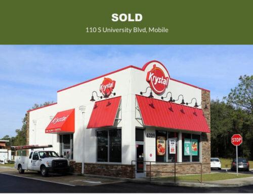 Just Sold: 110 University Blvd, Mobile AL